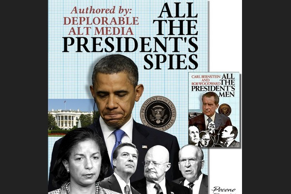 All the President's Spies