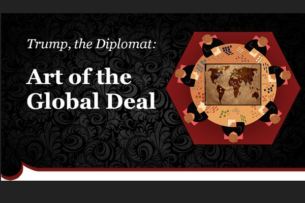 Trump the Diplomat: Art of the Global Deal