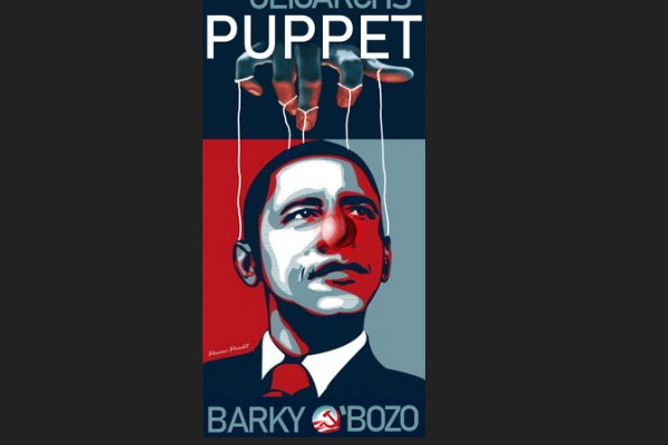 Barky O'Bozo, the Oligarchs' Puppet
