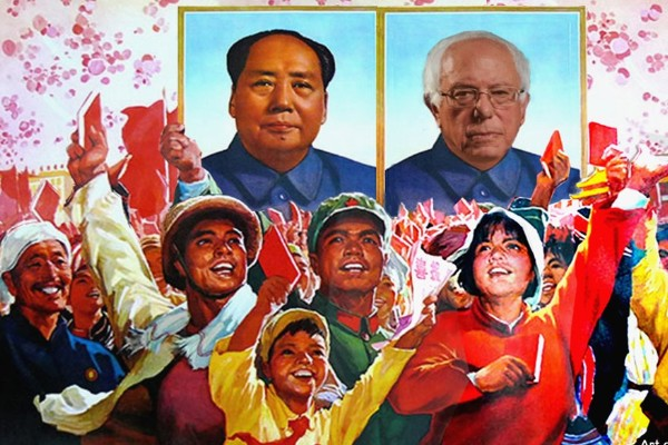 Bernie's Youth Brigade and China's Cultural Revolution