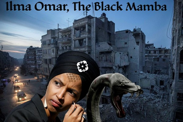 Ilma Omar, the Black Mamba Viper