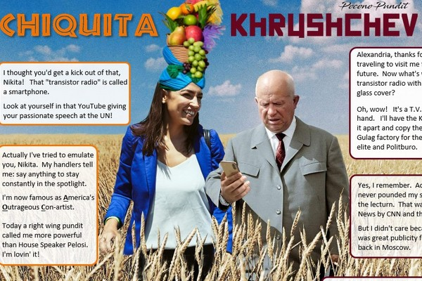 Chiquita Khrushchev and Other Memes of America's Outrageous