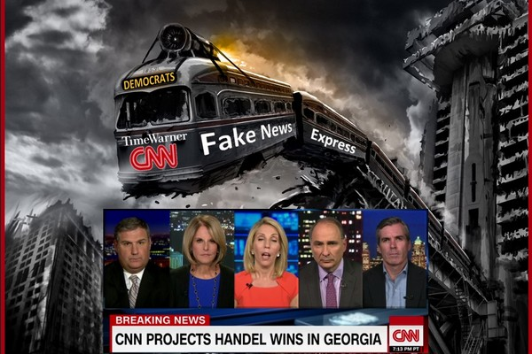 CNN and the Fake News Express