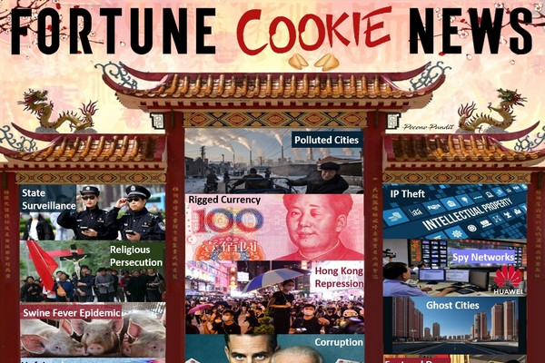 Fortune Cookie News: American Business Magazine a Propaganda Tool of China?