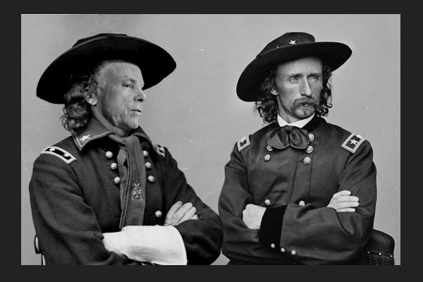 Loose Cannon Mavericks: General Custer and Colonel McCain