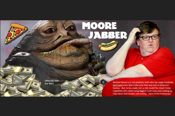 Michael Moore: Moore Jabber