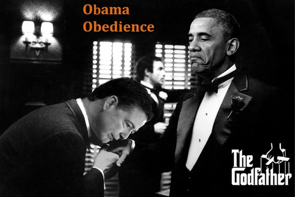 Comey's Obedience to Godfather Obama
