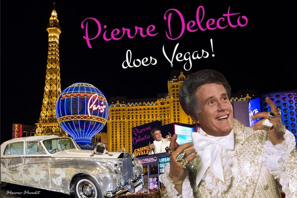 Pierre Delecto does Vegas
