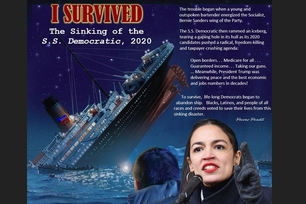 Sinking the SS Democratic