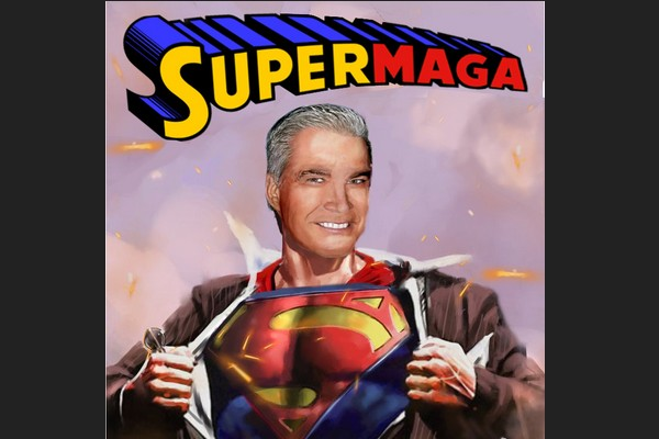 Bill Mitchell's SuperMAGA Network: Truth, Justice and the American Way