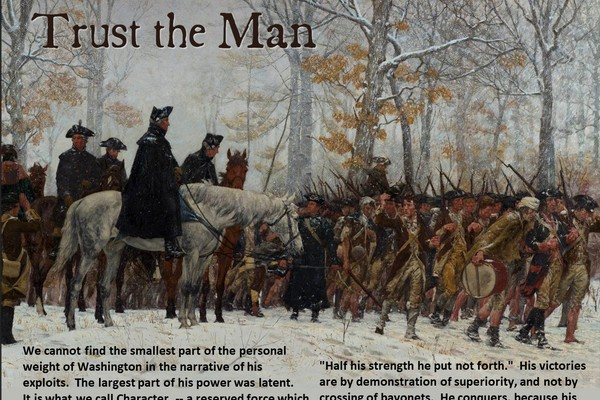 Trust the Man: Emerson's Comments on George Washington