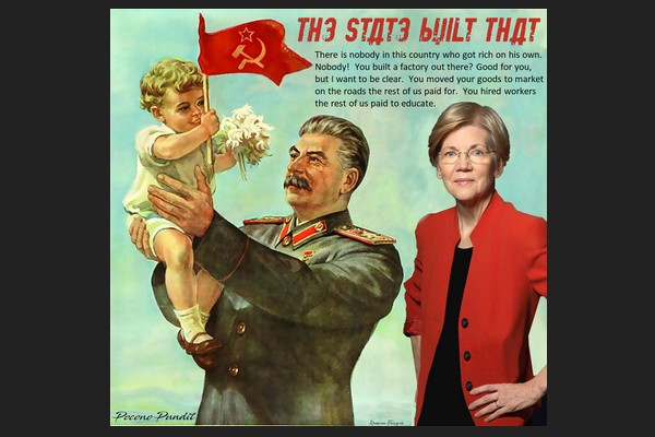 Elizabeth Warren: The State Built That