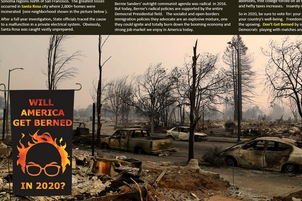 The Tubbs Fire: Will America